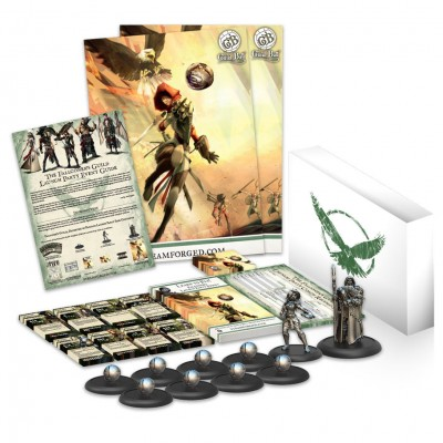 GB: Falconers: Launch Pack