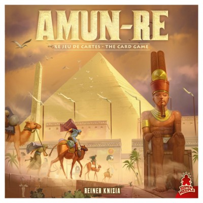 Amun Re The Card Game DEMO