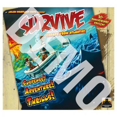 Survive: Escape from Atlantis 30th DEMO