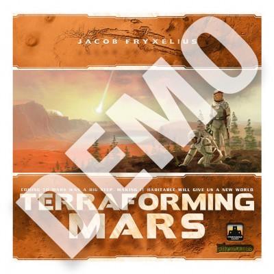 Terraforming Mars DEMO