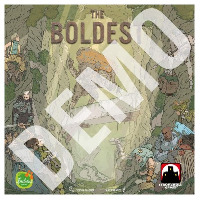 The Boldest DEMO