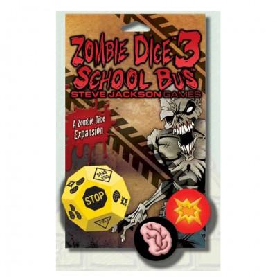 Zombie Dice 3: School Bus Expansion