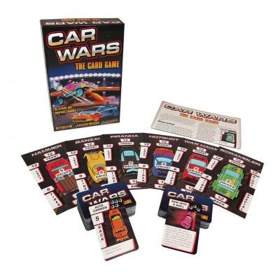 Car Wars Card Game