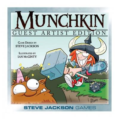 Munchkin: Guest Artist Deluxe Edition