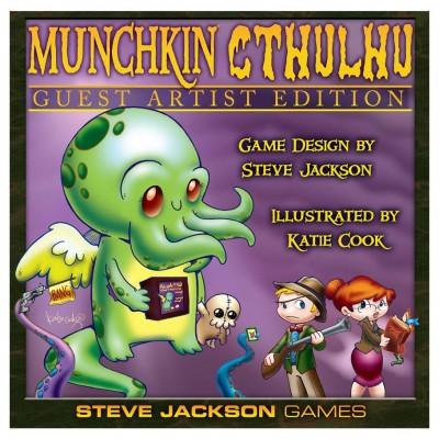 Munchkin Cthulhu: Guest Artist Ed