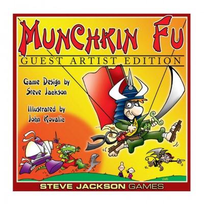 Munchkin Fu: Guest Artist Deluxe Edition