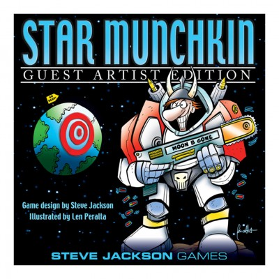 Star Munchkin: Guest Artist Deluxe Ed