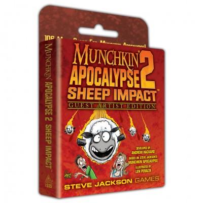 Munchkin Apocalypse 2 GAE: Len Peralta