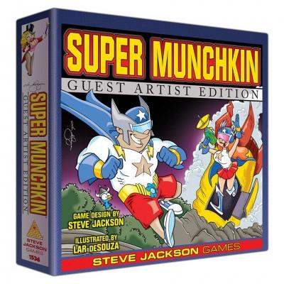 Super Munchkin: GA: Lar deSouza