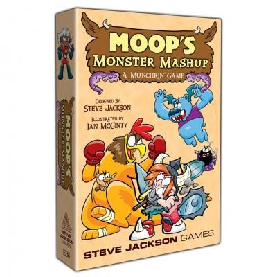 Munchkin: Moop's Monster Mashup