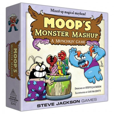 Moops Monster Mashup Deluxe