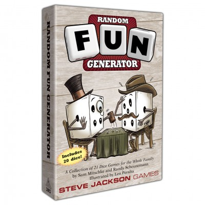 Random Fun Generator