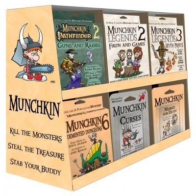 Munchkin Tuckbox Display 2
