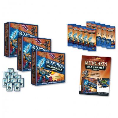 Munchkin Warhammer 40000 Launch Kit