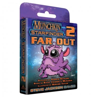 Munchkin: Starfinder 2: Far Out!