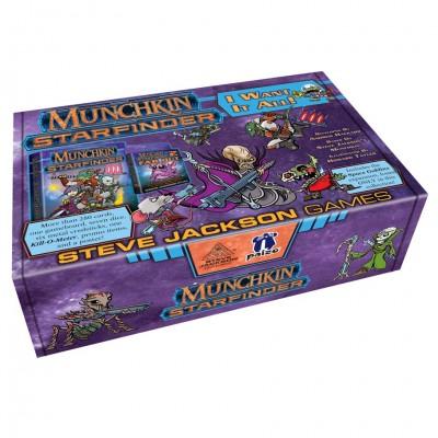 Munchkin: Starfinder: I Want it All!