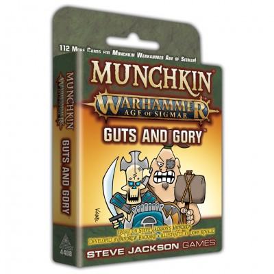 Munchkin: WH AoS: Guts & Gory