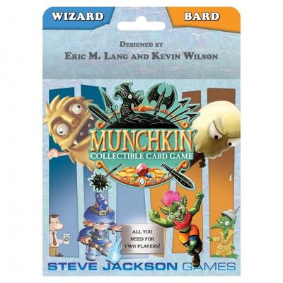 Munchkin CCG: Wizard Bard Starter
