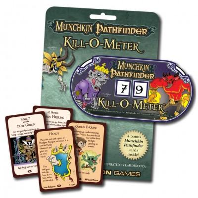 Munchkin: PF: Kill-o-Meter