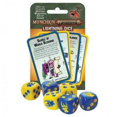 Munchkin: AoS: Lightning Dice