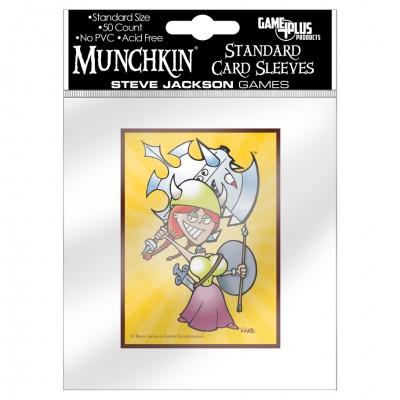 Munchkin Sleeves: Flower