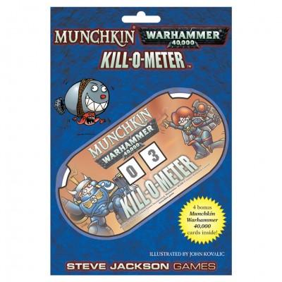 Munchkin: WH 40K: Kill-O-Meter