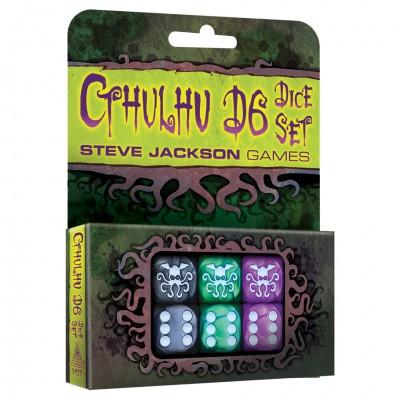 Cthulhu D6 Dice Set