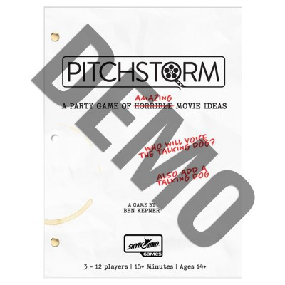 Pitchstorm: Main Game DEMO