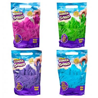 Kinetic Sand 2lb Color Sand Ast (3)