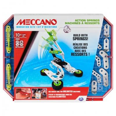 Meccano Set 4 Motorized Marvels (4)