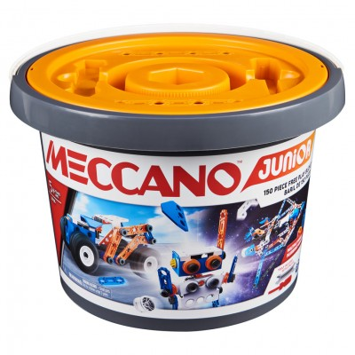 Meccano Discovery Open Ended Bucket (4)