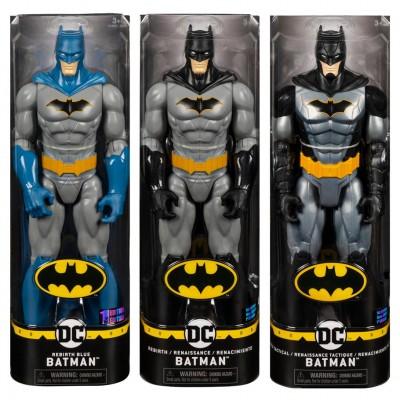 """Batman 12"""" Batman Fig Ast (6)"""