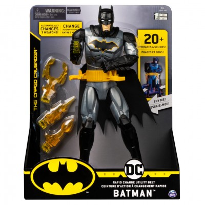 """Batman 12"""" Deluxe Fig (2)"""