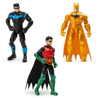 "Batman 4"" Full Fig Ast (8)"