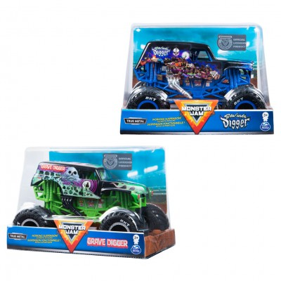 Monster Jam Collectible Diecast Ast (4)