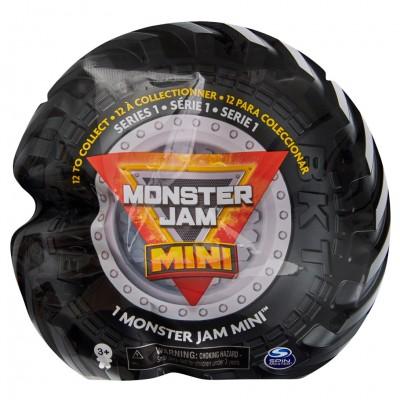 Monster Jam Mini Vehicle Blind Pk (24)