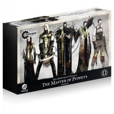 GB: Morticians: The Master of Puppets S3