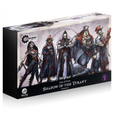 GB: Union: Shadow of the Tyrant S3