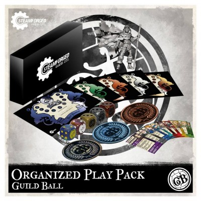 GB: Organized Play Pack
