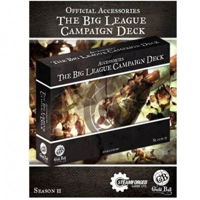 GB: The Big League Campaign Deck