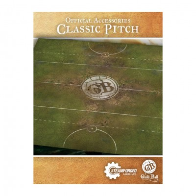 GB: Play Mat: Classic Pitch