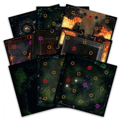 Dark Souls: Darkroot and IK Tile Set