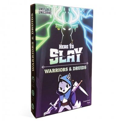 Here to Slay: Warriors & Druids Exp