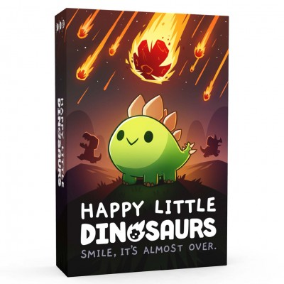 Happy Little Dinosaurs: Base Game