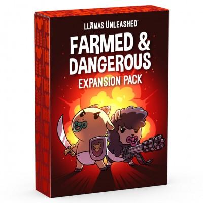 Llamas Unleashed: Farmed & Dangerous Exp