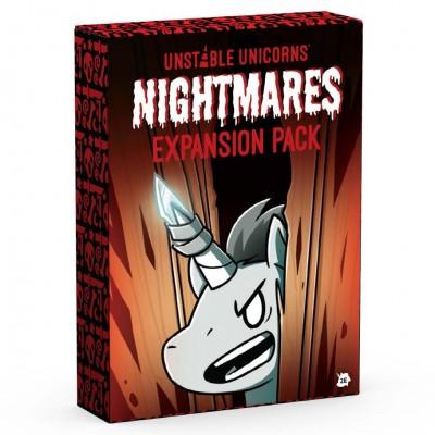 Unstable Unicorns: Nightmares Exp