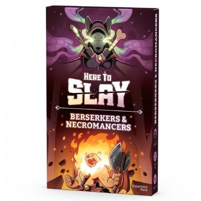 Here to Slay:Berserker & Necromancer Exp