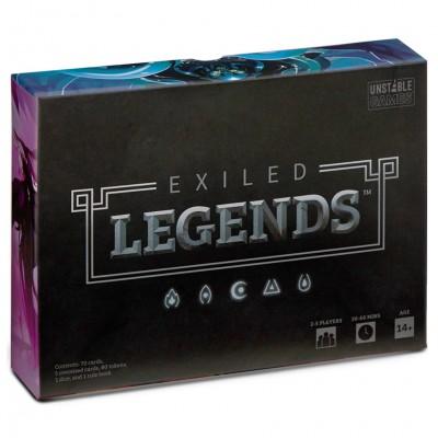 Exiled Legends: Base Game
