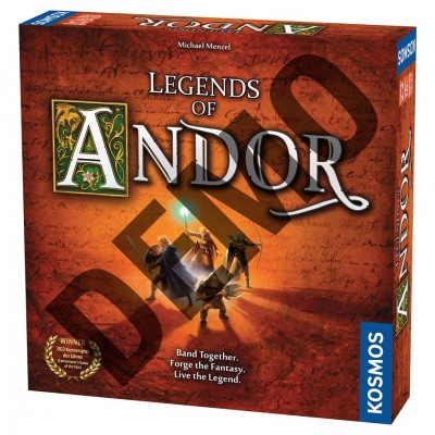 Legends of Andor Demo