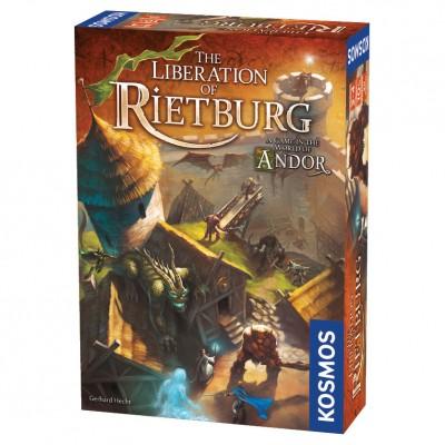 Legends of Andor: Liberation of Rietburg